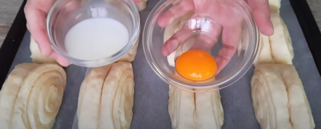 Готовим волшебные булочки — настоящий десерт!